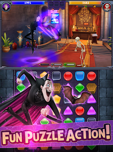 Hotel Transylvania: Monsters! – Puzzle Action Game 8