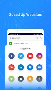Super VPN (Premium):  Seguro e ilimitado 2