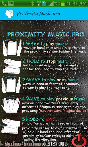 Proximity Music Pro
