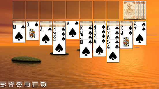 Spider Solitaire Free 4