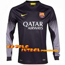 Photo: FC Barcelona Portero ML * Camiseta Manga Corta * Camiseta Manga Larga