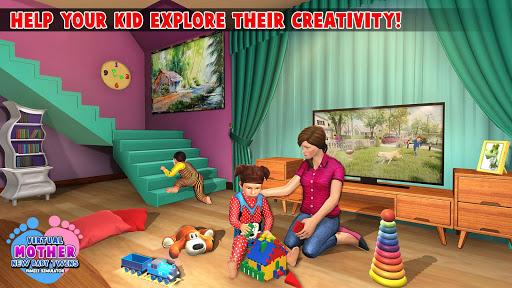 Virtual Mother New Baby Twins Family Simulator 1.0.1 screenshots 10