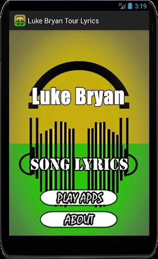Luke Bryan Songs