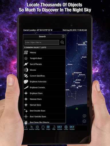 Astronomie App Android