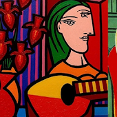 Picasso Artistic Wallpapers