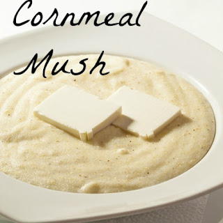 How To Make Cornmeal Mush.