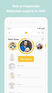 Bumble — Date. Meet Friends. Network App Download For Android and iPhone 4