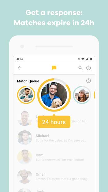 Bumble — Date. Meet Friends. Network. screenshot 3