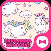 Tải Game Hình nền xinh xắn Endearing Unicorns