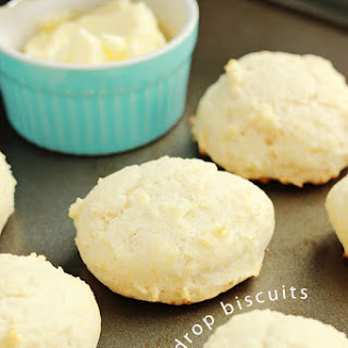 Easy Olive Oil Drop Biscuits Recipe