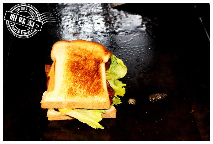 Full Sandwich經典美式培根9