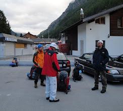 Photo: Zermatt, 7 sati ujutro, nakon cijelonoćne vožnje