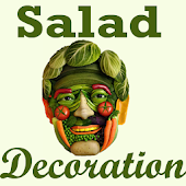 Salad Decoration VIDEOs