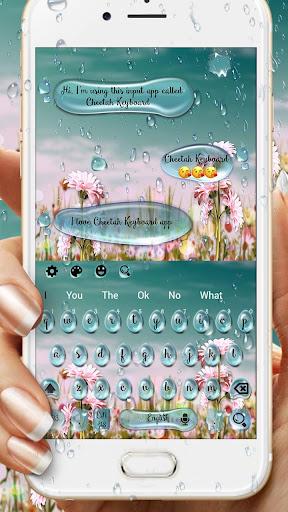 SMS Daisy Keyboard 10001004 screenshots 1