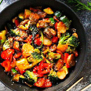 Low Calorie Stir Fry Sauce Recipes