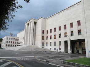 Photo: Palazzo del Rettorato, La Sapienza - Università di Roma