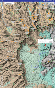 Australian Geology Travel Maps - náhled
