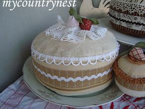 Photo: torta decorativa