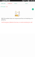 Screenshot of First Aid Home WiFi