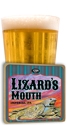 Logo of Figueroa Mountain Lizard's Mouth IIPA