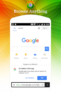 Indian Browser App Download For Android 2