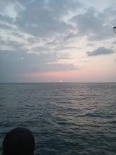 Photo: さあー!日も昇ってきました。 ガンバりましょー!
