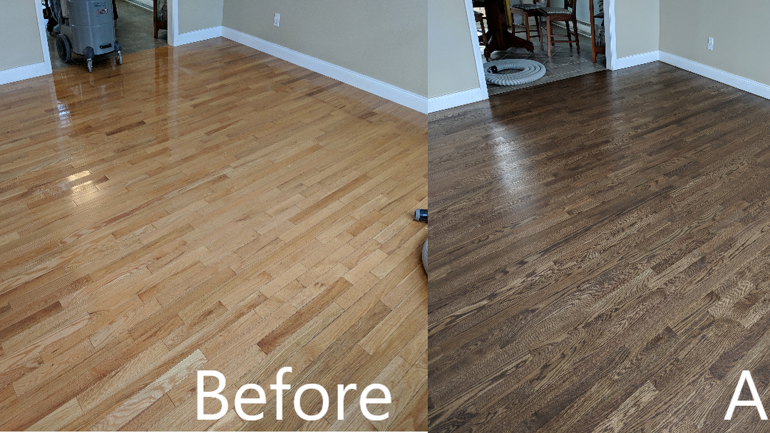 East Coast Hardwood Floor Refinishing