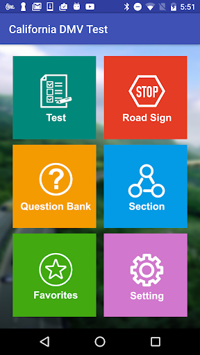 California DMV Practice Test 2018  screenshots 1