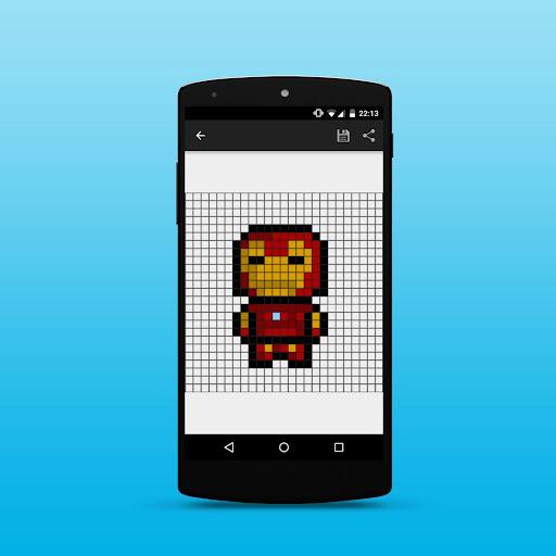 Pixel Art 2d Minecraft