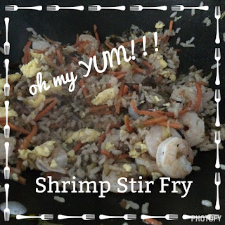 21 Day Fix or Fix Extreme Chicken or Shrimp Stir Fry Recipe!
