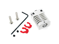 Micro Swiss Cooling Block for CR-10 / Ender Printers All Metal Hotend Kit