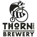 Logo for Thorn Street Brewery