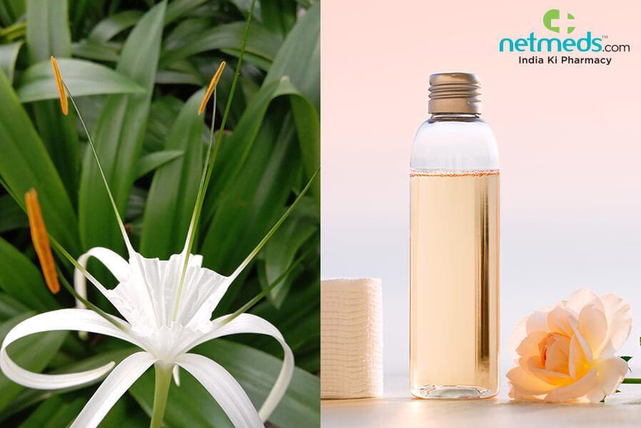 Pandean flowers and Kwera bottle