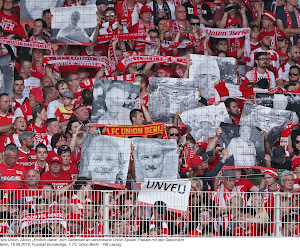 🎥 Le superbe hommage de l'Union Berlin à ses supporters disparus