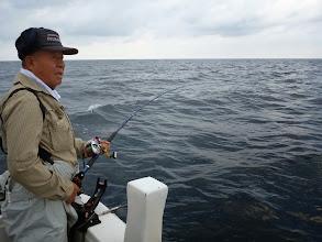 Photo: 「船頭さん!きたよーっ!」