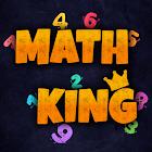 MATH KING - Fun game to improve your Math skills