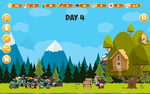 Zombie Forest: Apocalypse Survival 1.22 screenshots 9