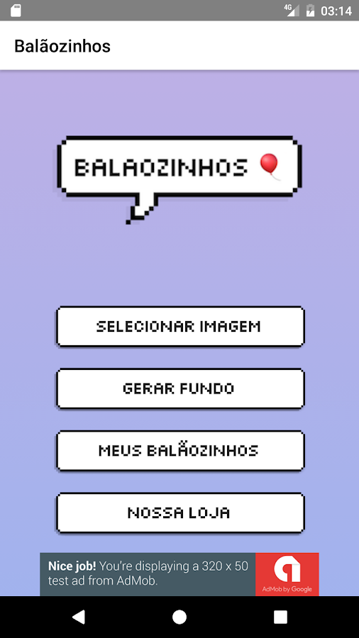 Pixel Speech Bubbles- screenshot