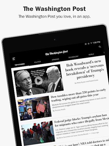 The Washington Post screenshot 17