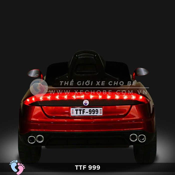 Ô tô điện đồ chơi trẻ em cao cấp TTF-999 9