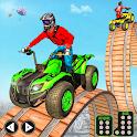 ATV Quad Bike Stunts Racing icon