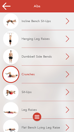 Fitness & Bodybuilding 1.6 screenshot 392049