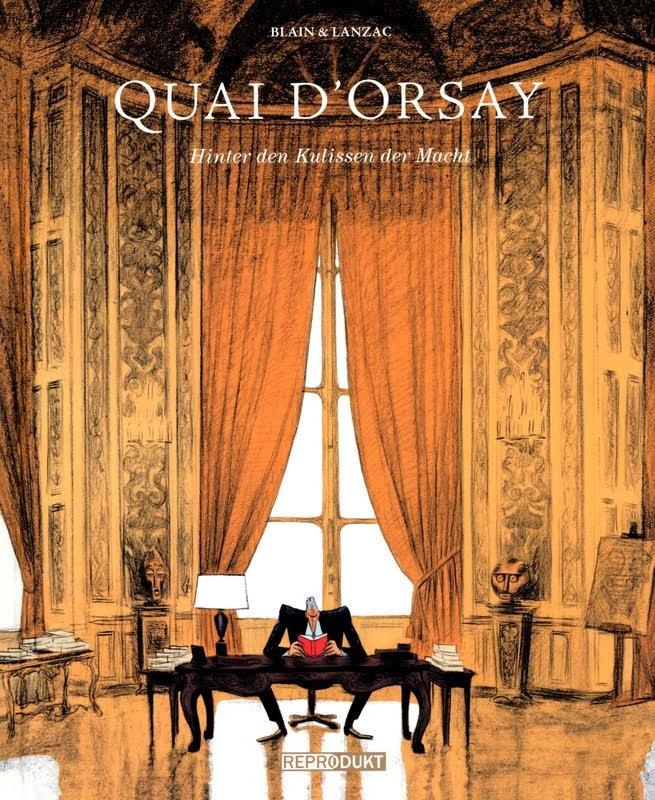 Quai d'Orsay - Hinter den Kulissen der Macht (2012)