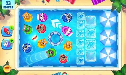 Talking Tom Pool – Puzzle Game 6