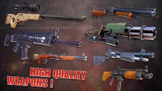 Zombie Gun Shooter – Real Survival 3D Games 1