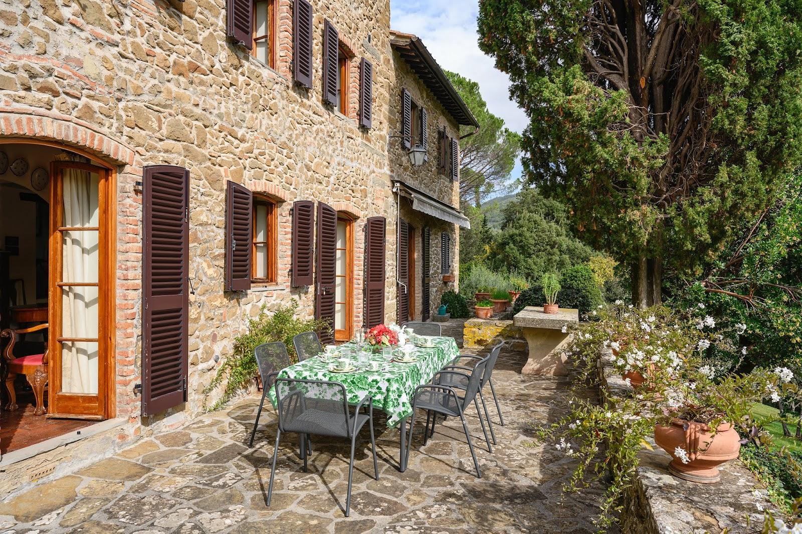 Villa Vittoria_Greve in Chianti_4