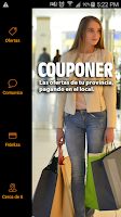 Screenshot of COUPONER CANTABRIA