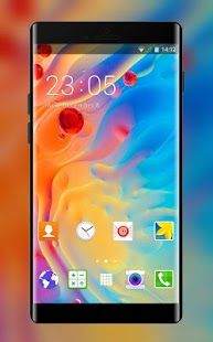 J2,J3 Samsung Galaxy Launcher Themes & wallpaper - náhled