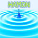 Download HAMON - a healing type of app with ripple and fish For PC Windows and Mac