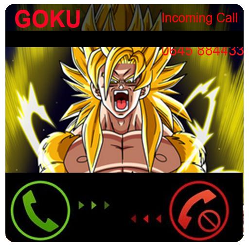 Call From Goku Prank